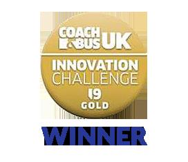 Winner Coach & Bus UK Innovation Challenge: Fleet in your pocket