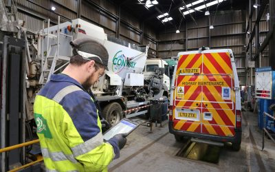 FM Conway transforms fleet and asset maintenance management with Freeway
