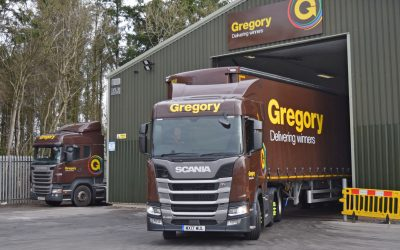 Gregory Distribution Connects Workshops with Freeway fleet management software