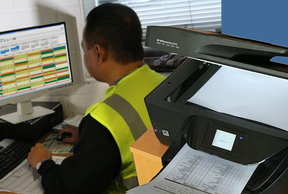 Freeway Software Auto-Reads Fleet Documentation to Speed Paperless Working