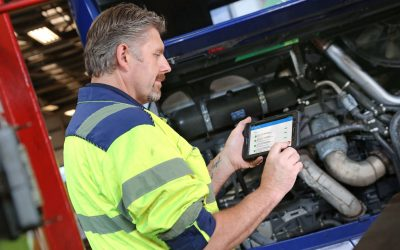 Reading Buses goes mobile with Freeway tablet apps for fleet maintenance