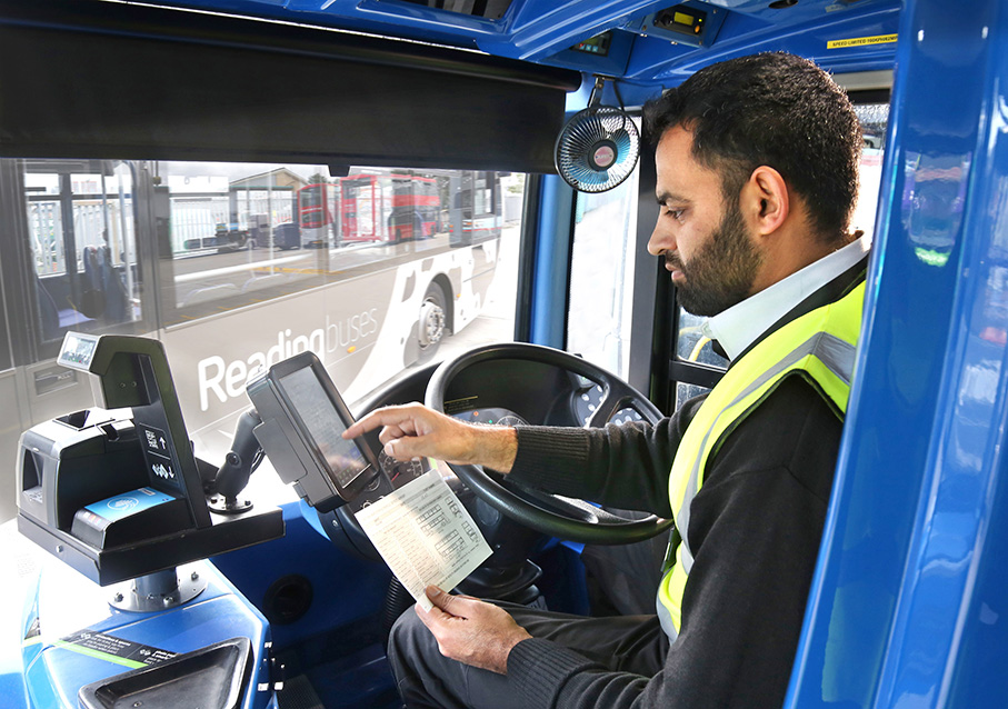 Reading Buses Drives Compliance Innovation with Freeway Ticketer Integration