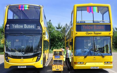 Yellow Buses takes the Freeway to improved fleet management