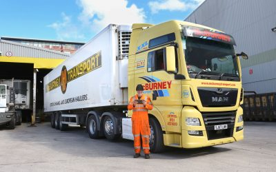 McBurney Introduces Freeway Software to Manage 1,400-Strong Fleet
