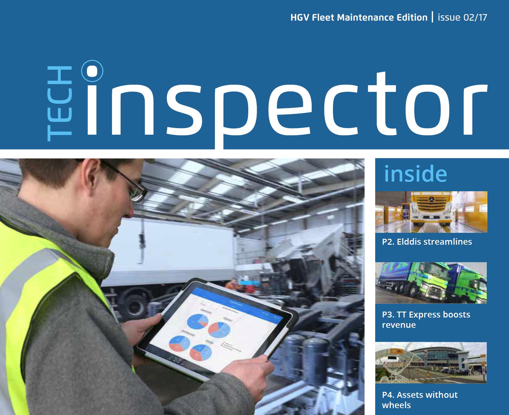 HGV Fleet Maintenance Edition issue 02/17
